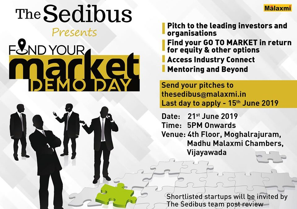 FIND YOUR MARKET Demo Day