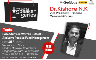 The Sedibus Speaker Series – May Edition
