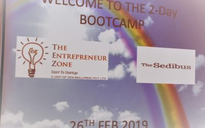 The Sedibus – TEZ Startup Bootcamp Attracts Innovative Ideas at Dhanekula Inst of Engg