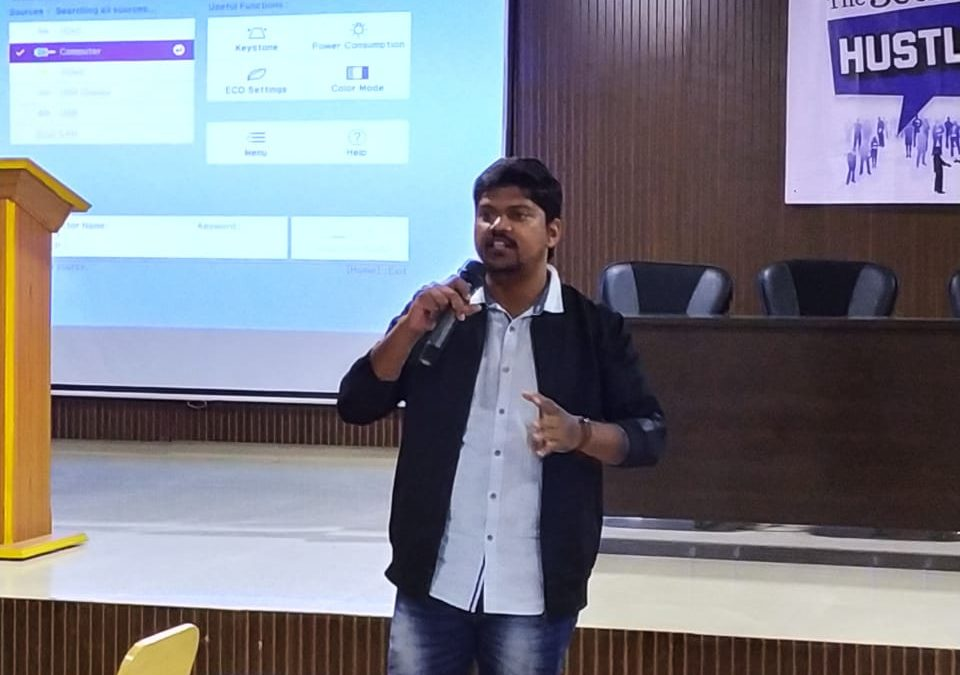 The Sedibus kicks off 'HUSTLE TALK' for Campuses in AP