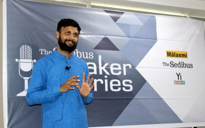 August Edition – Speaker Series on Early Stage Entrepreneurs shall not commit mistakes