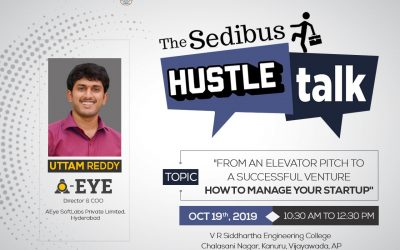 From an Elevator Pitch to a Successful Venture – How to manage your StartUp