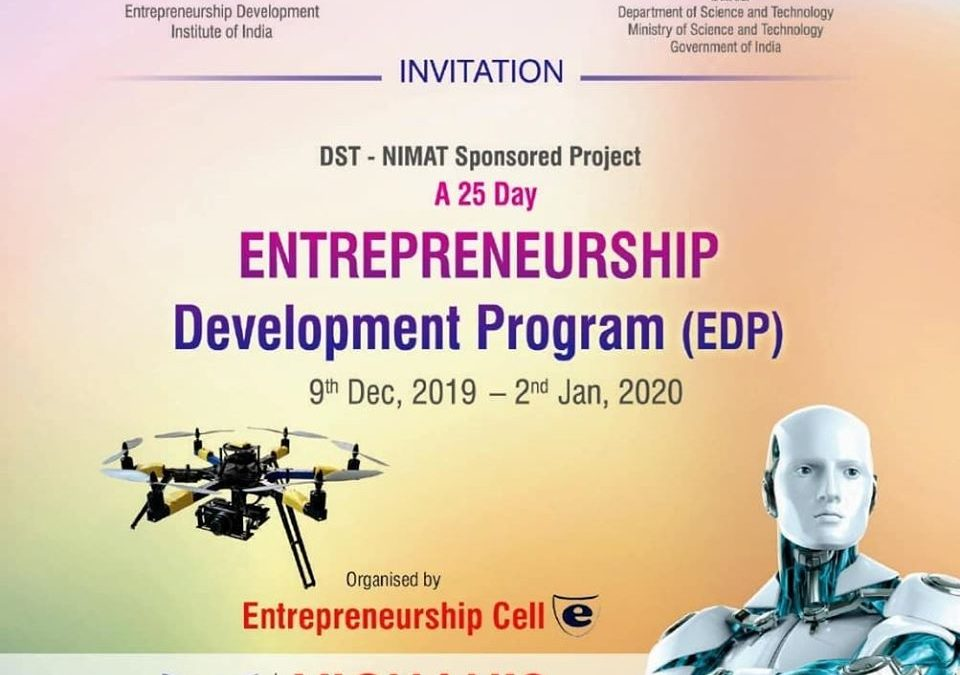 Entrepreneurship Development Program at Vignan Campus