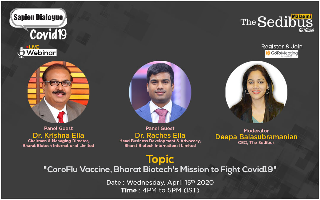 CoroFlu Vaccine – Bharat Biotech's Mission to Fight Covid19