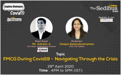FMCG During Covid19 – Navigating Through the Crisis